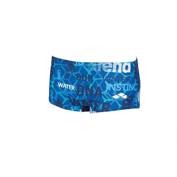 arena M Evolution low waist short modré