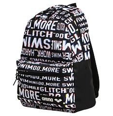 ARENA  Team Backpack 30 Allover neon  glitch