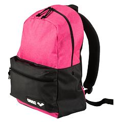 Team backpack 30 pink melange