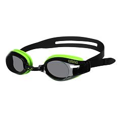 Plavecké brýle arena  ZOOM X-FIT smoke-black - green