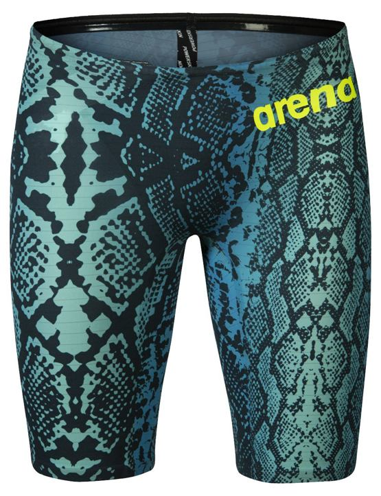 arena M Powerskin Carbon air2 jammer LTD blue python