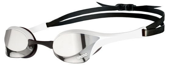 arena COBRA ULTRA SWIPE MR SILVER-WHITE