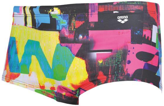 ARENA M Instinct low waist short barevné - Arena shop - plavky a ... 7e46a51390
