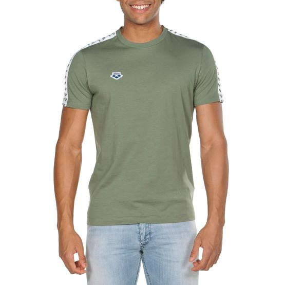 arena M T-shirt team khaki